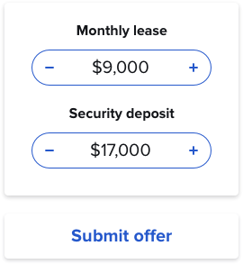 Submit a custom offer